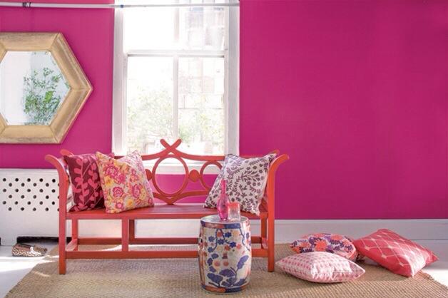 Kies voor kleur in huis! Vijf tips om je te helpen.