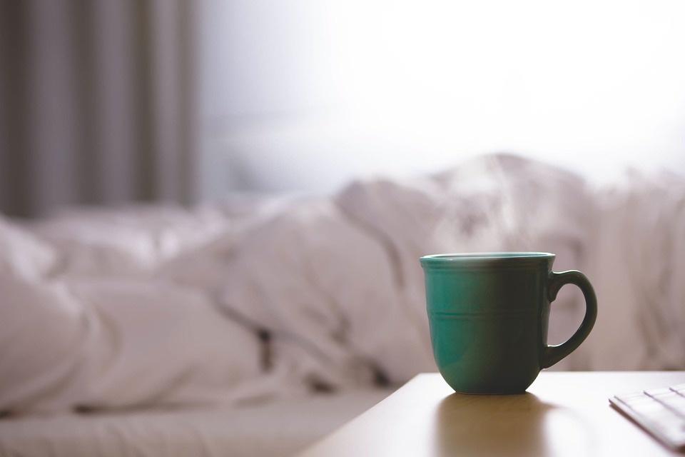 Hoe word jij 's ochtends wakker?